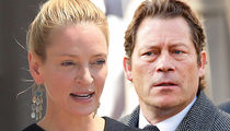Uma Thurman -- Arpad Wants More Custody? ... He Cancels On Our Kid All the Time!