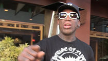 Dennis Rodman -- My Son's WAYYY Better Than I Was At BBall!! (VIDEO)