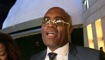 Anderson Silva -- Hillary Clinton on Steroids ... That's Some BS! (VIDEO)