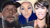 NFL's Donald Penn -- Allegedly Knocked Up 'Bad Girls Club' Star ... Wife Pissed