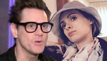 Jim Carrey -- Late Girlfriend Penned Suicide Notes Long Before Death (PHOTOS)