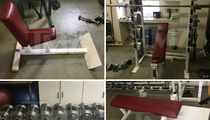 Tupac -- Workout Bench for Sale ... $100k Piece of History (PHOTO GALLERY)