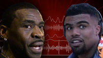 Michael Irvin -- Ezekiel Elliott Gets Me So Hyped ... 'Makes Me Wanna Go Into the Bathroom' (AUDIO)