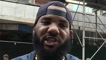 The Game's Accuser -- He's Intimidating To Our Key Witness ... Game Howls 'MULARKY!'