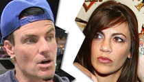 Vanilla Ice -- Wife Files for Divorce