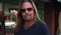 Vince Neil -- No Jail In Vegas Hair Pull Case (VIDEO)