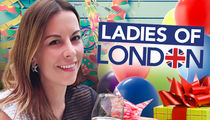 'Ladies Of London' Star Juliet Angus – My Bday Bash … A British Affair
