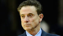 Rick Pitino -- NCAA Charges Coach In Prostitution Scandal ... Could Face Suspension