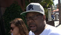 Singer Bobby Brown -- Warns NBA's Bobby Brown ... LEAVE GREAT WALL ALONE! (VIDEO)