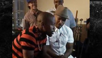 Floyd Mayweather -- I'm Ready for My Close-Up ... Gets Role In Jamie Foxx Flick (VIDEO)