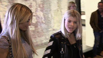 Sofia Richie & Paris Hilton -- Me and Tobey? ... 'Are You F****** Joking??'