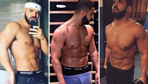 Try to Control(la) Your Excitement While You View These Shirtless Shots ff Drake for His BDay