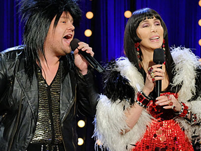"James Corden & Cher's ""I Got You Babe"" Duet Is EVERYTHING Today -- See Modern Update!"