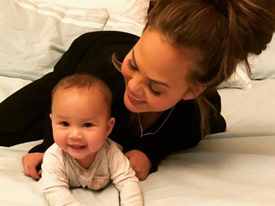 Chrissy Teigen SLAMMED by Mommy Shamers -- See How She CLAPPED BACK!