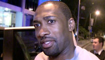 Gilbert Arenas -- My $111 Mil NBA Contract Is Up ... I Can't Afford Private School