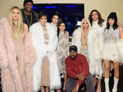 Awww! See How the Entire Kardashian Family -- And Even Kanye -- Honored Kim on Her Birthday