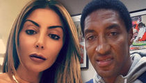 Scottie Pippen Divorce: Cops Called Twice This Month ... Domestic Disturbances