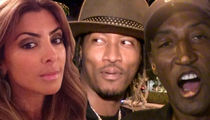 Larsa Pippen -- I'm Not Bangin' Future ... We're Just Friends