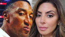 Scottie Pippen Divorce -- Cops Called Twice This Month ... Domestic Disturbances