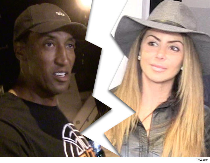 Scottie & Larsa Pippen Visited By Police Twice Ahead of Divorce