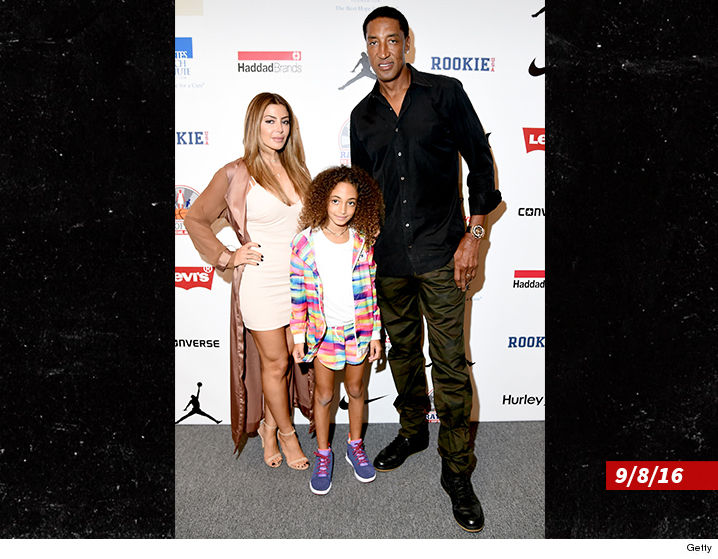 Scottie Pippen Getting Divorced Weeks After Two Reported Domestic Disturbances
