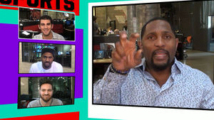 Ray Lewis -- I Support Kaepernick 1000% ... But Kneeling Just Isn't Enough