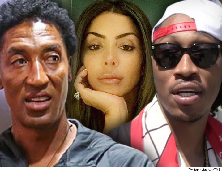 Scottie Pippen -- Divorce Triggered by Larsa's 'Cozy' Relationship with Future
