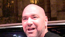 Dana White -- Apology Accepted, Anderson Silva ... But What About GSP? (VIDEO)