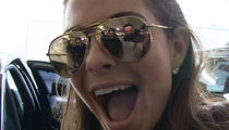 Maria Menounos -- Trying for a Baby ... Hard Work or Fun? (HILARIOUS VIDEO)