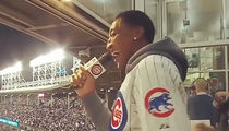 Scottie Pippen -- Worst 'Take Me to the Ball Game' EVER!!!