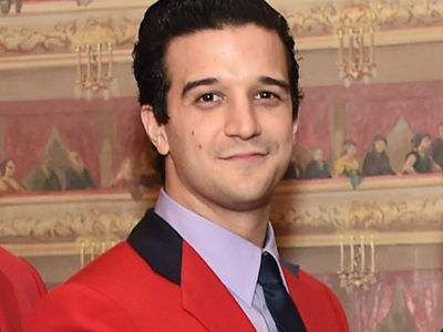 "Ballas Belts ""Sherry"" As Frankie Valli in EPIC Backstage Video For ""Jersey Boys""!"