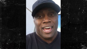 Bobby Lashley -- Bring On Brock Lesnar ... Wants Real MMA Fight