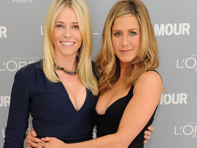 Chelsea Reveals How Jen Aniston REALLY Feels About Brangelina Split -- After She BASHED Jolie!