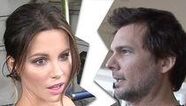 Kate Beckinsale -- Husband Len Wiseman Files For Divorce