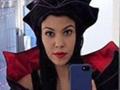 Kourtney Throws Early Halloween Bash -- And Wait'll You See Penelope's ADORABLE Costume!
