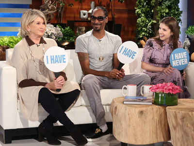 Martha SHOCKS Everyone Playing Never Have I Ever -- As Group Reveals Sexting, Pot Secrets &…
