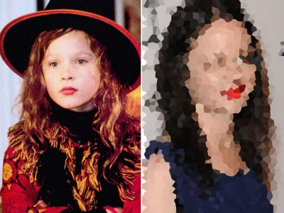 """Hocus Pocus"" Star RESURFACES -- And Wow, Wait'll You See Her 23 Years Later!"
