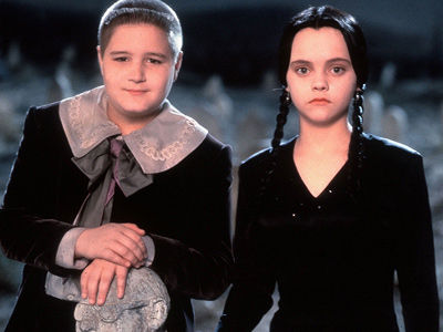 "WOW! Wait'll You See Pugsley from ""The Addams Family"" Now -- Totally TATTED UP 25 Years Later!"