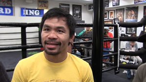 Manny Pacquiao -- Filipino Prez Should 'Cool Down' ... We Want U.S. Relations