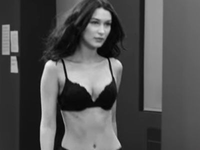 See Bella Hadid's Audition for Victoria's Secret Runway Show -- But Did She Land the Gig?!