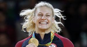 Kayla Harrison -- U.S. Olympic Gold Medalist ...…