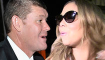Mariah Carey -- James Packer Went Berserk On Dancer ... Banned Him From Her Shows