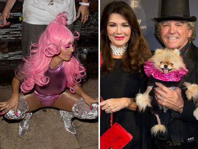 "Wait'll You See INSIDE the Totally Outrageous ""Vanderpump Rules"" Halloween Bash!"