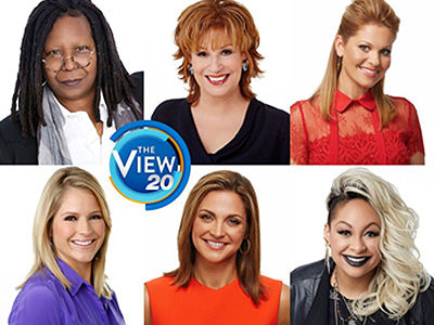 """Who Just Announced They're LEAVING """"The View"""" Now?! See Who's Gone for Good!"""