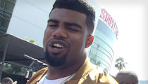 Ezekiel Elliott -- All Charges Dismissed ... In Car Crash Case