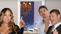 Mariah Carey -- Rejects Cheating Rumor ... No Premarital Sex for Me, Ask James Packer
