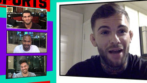 Cody Garbrandt -- Dominick Cruz Is Old and Busted ... 'Hope He Makes It to the Fight'