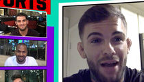 Cody Garbrandt -- Dominick Cruz Is Old and Busted ... 'Hope He Makes It to the Fight' (VIDEOS)