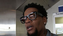 D.L. Hughley -- 76ers Owe Sevyn Streeter An Apology ... Is 'Matter' The New N-Word? (VIDEO)