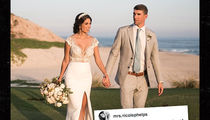Michael Phelps -- My Formal Wedding Was Awesome (PHOTOS)
